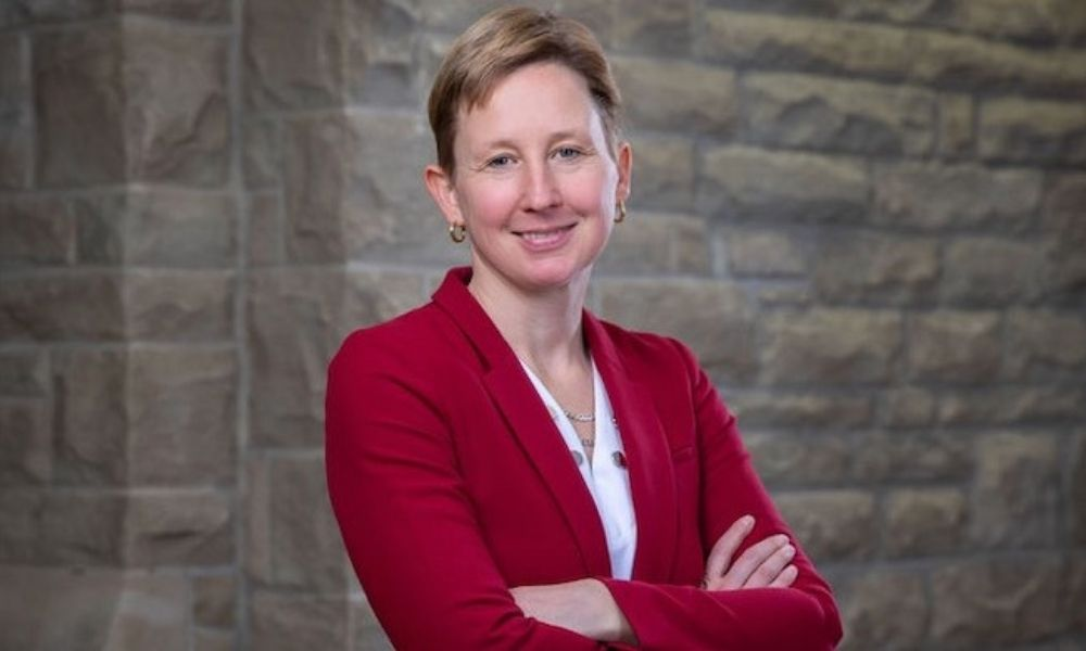 Erika Chamberlain, Western Law dean, reappointed to second term