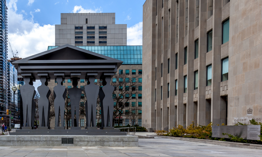 Court grants stay on proceedings, said Crown's repudiation of plea deal unfair and oppressive