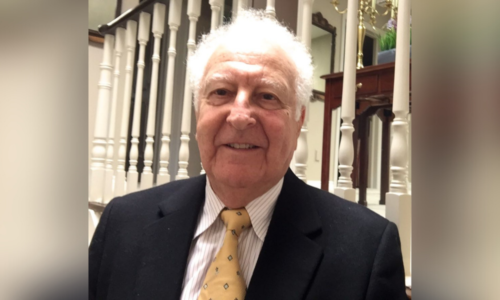 Franklyn Harris Bennett awarded LSO honorary degree, highlights how the profession can improve