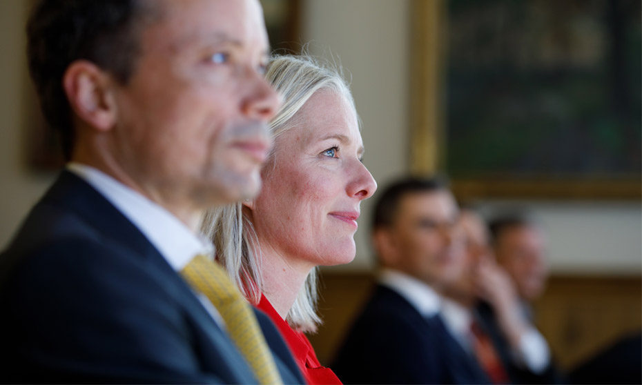 Catherine McKenna: A product of her environment