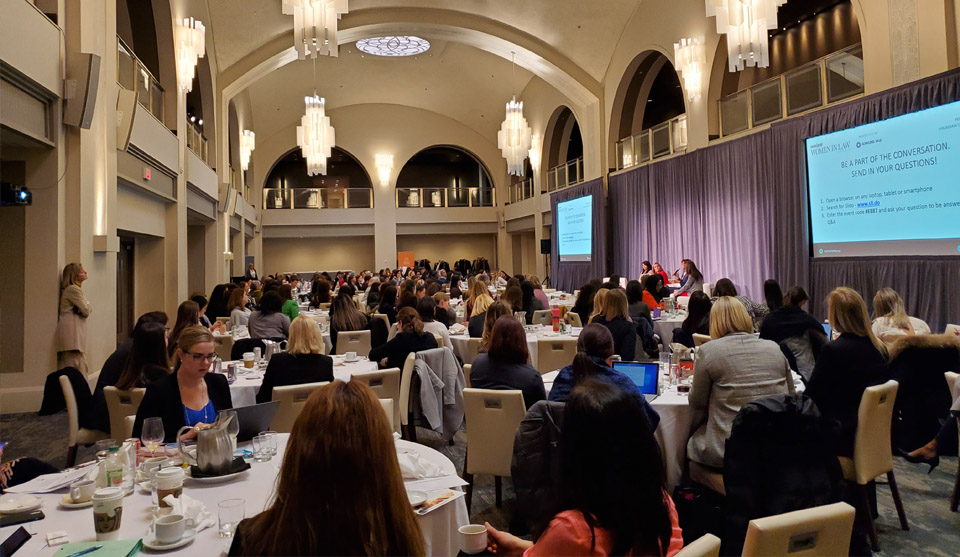 Managing partners, listen up: Women in Law Summit focuses on practical action from law firm leaders