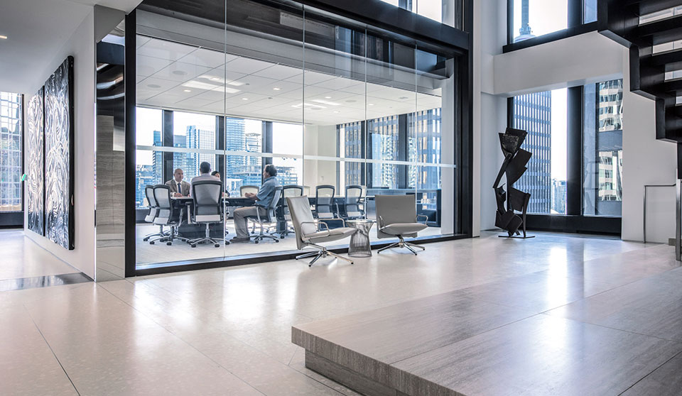 Norton Rose Fulbright unveils new Toronto office