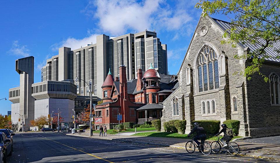 University of Toronto Law ranked among top 10 global law schools