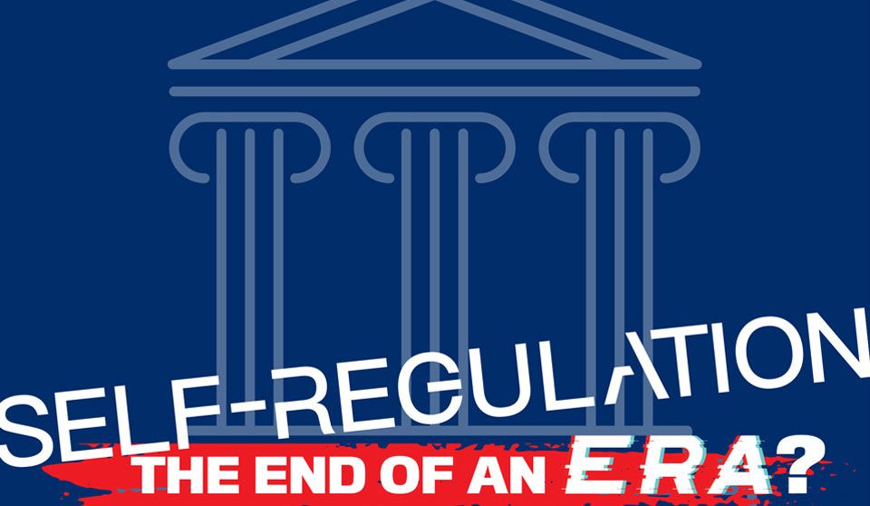 Self-regulation: the end of an era? Lawyer discipline and the role of law societies