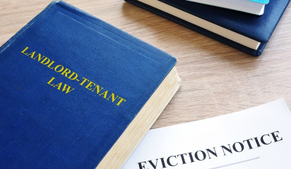 More than half of soon-to-be-evicted tenants can't attend hearings, says report on housing issues