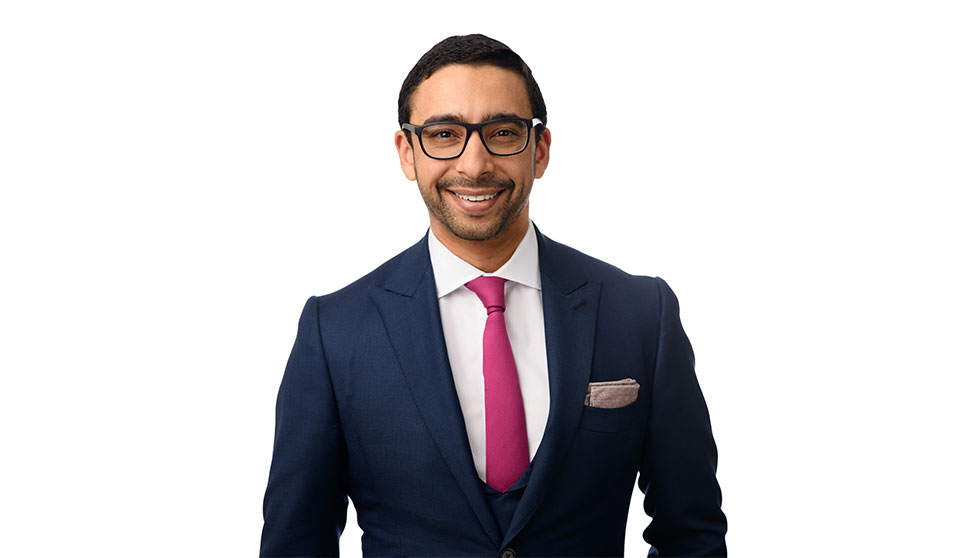 Norton Rose Fulbright's Walied Soliman is a leader in promoting diversity: UN Association in Canada