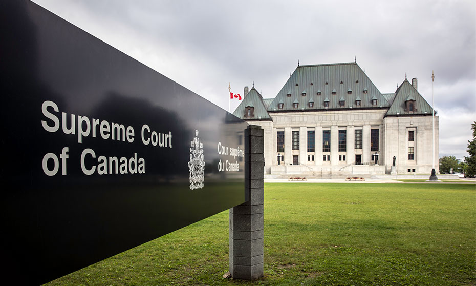 Three provincial references and appeal in high-profile Ontario case feature in SCC's winter line-up
