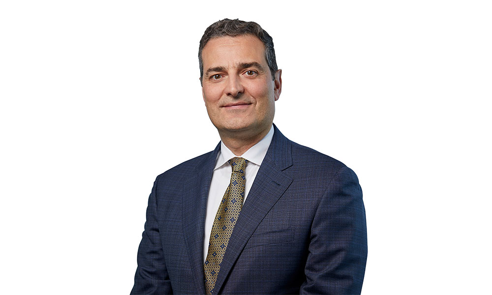 Lawyer Mirko Bibic is named Bell Canada's new president and CEO