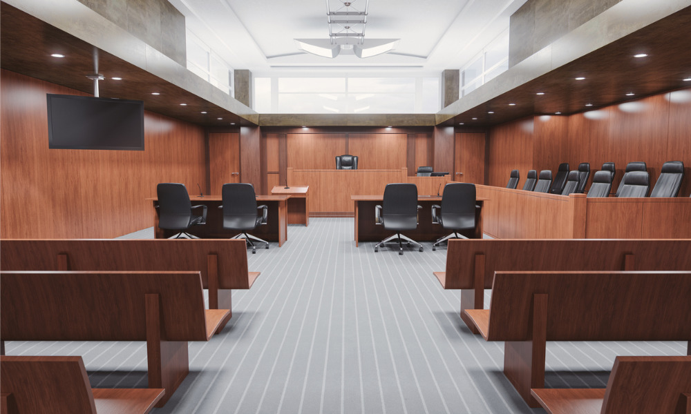 COVID-19 and the courts: March 24 update