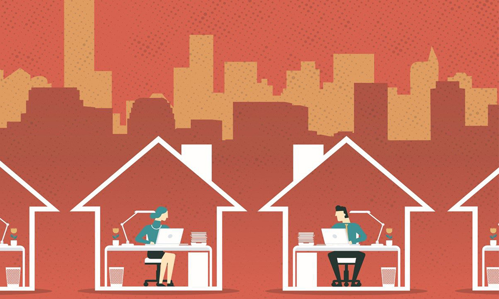 The Great Migration: How remote-work has transformed the legal profession