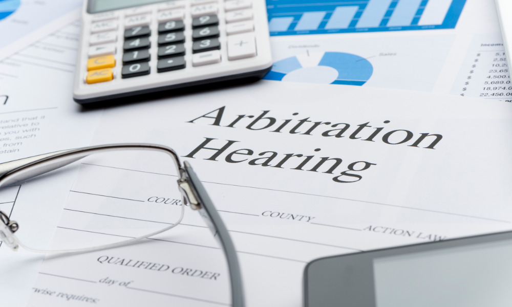 BCLP's arbitration survey finds half of respondents have noted a tribunal making a wrong decision