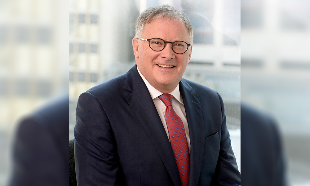 Ken Fredeen steps down after 20 years as general counsel at Deloitte