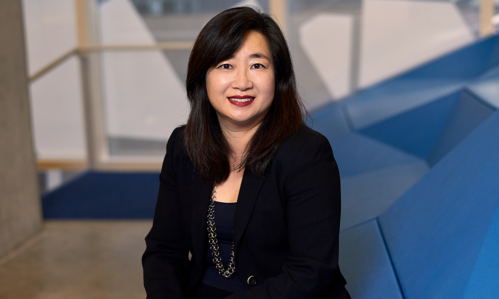 GC Profile: Julia Shin Doi adapts to the new normal at Ryerson during the COVID-19 crisis