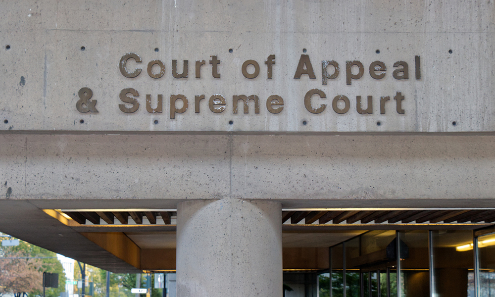 Secret trusts may be silently accepted: B.C. Court of Appeal