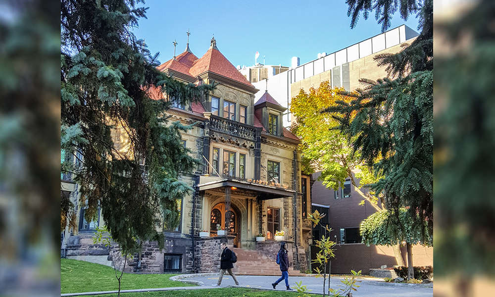 McGill Law appoints heads of research centres on IP law, comparative law, legal pluralism