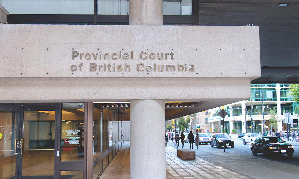 B.C. appoints six provincial court judges to support COVID-19 response efforts