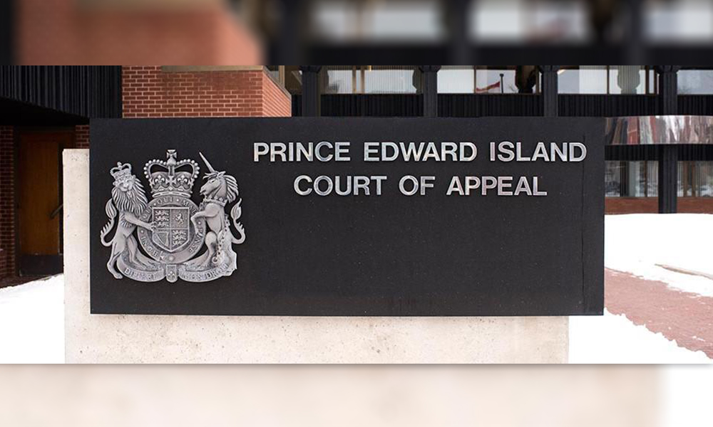 New acting prothonotary appointed to Court of Appeal and Supreme Court of PEI