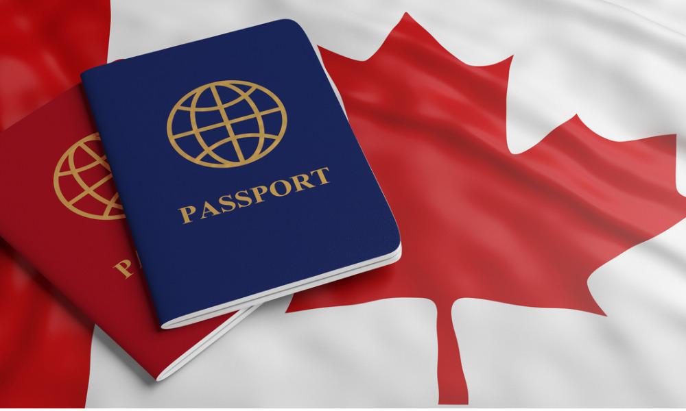 Court application calls refusal to process passport applications a Charter breach