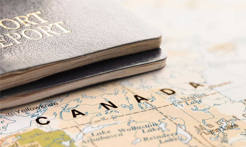 Canada gradually restarts passport services