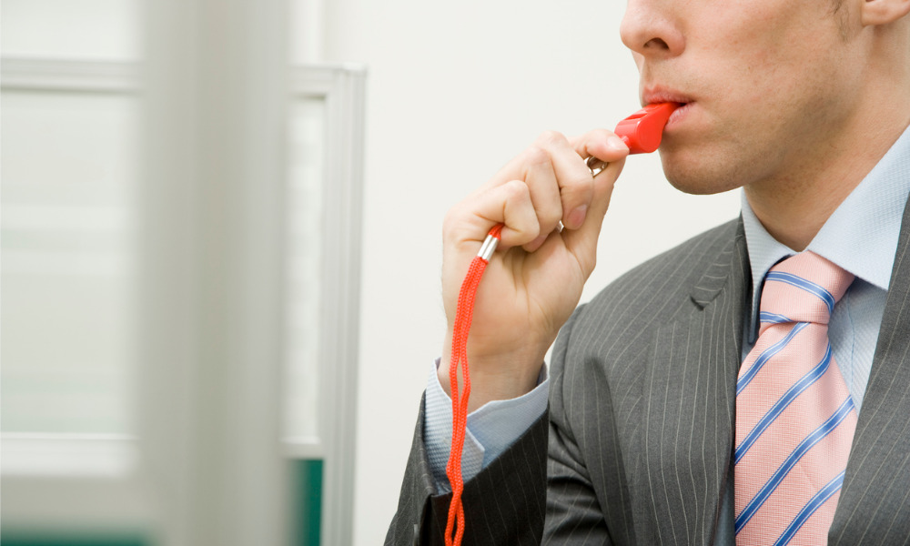 PEI amends legislation on whistleblowers