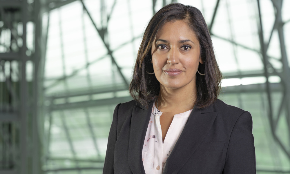 New CEO of Canadian Museum for Human Rights Isha Khan to use legal background to fight racism