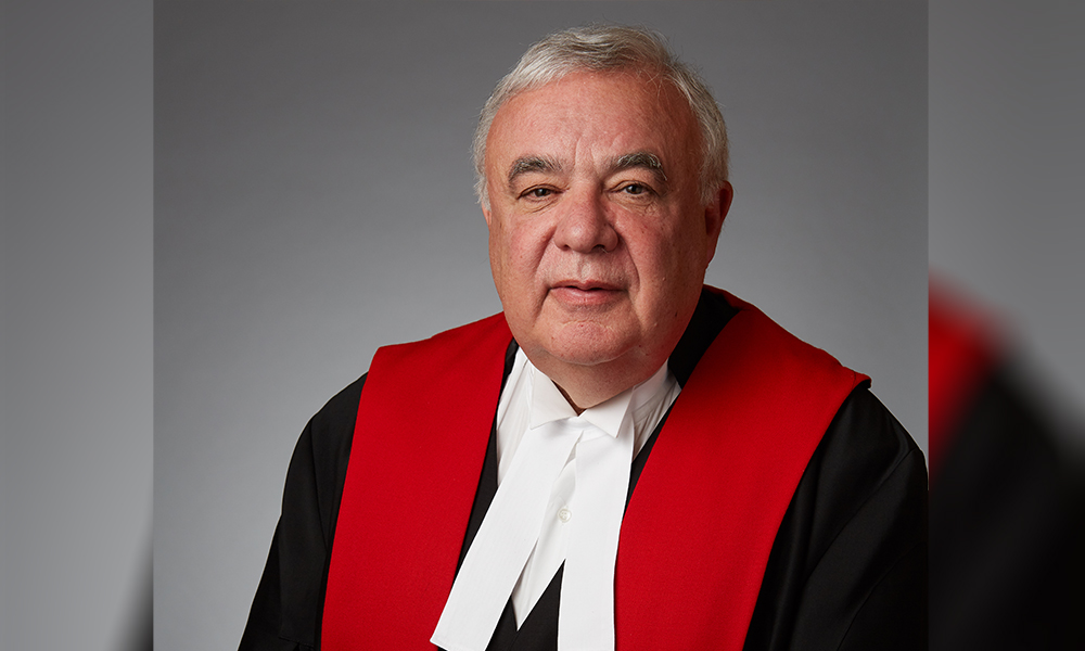 Judge shortage in B.C. Supreme Court could cause long hearing delays, Chief Justice Hinkson says