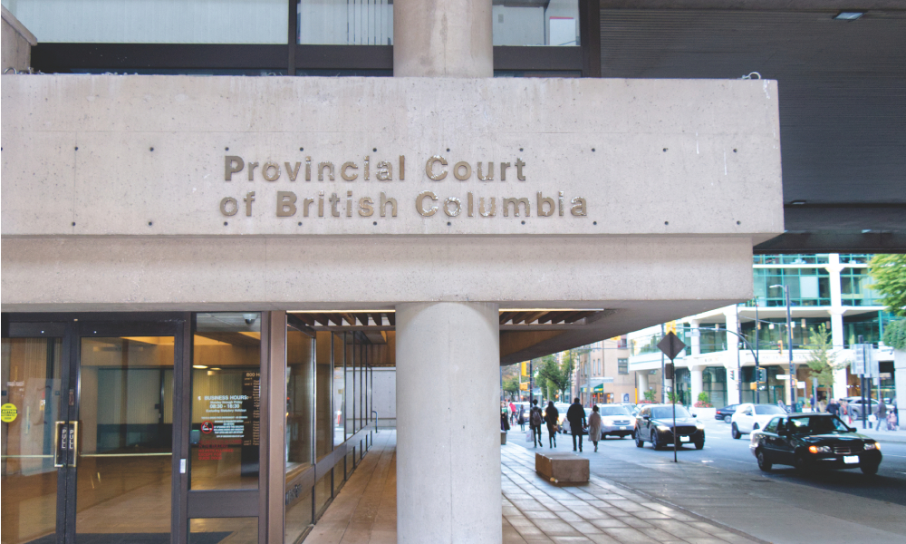 Ruling in B.C. Provincial Court judges' salary dispute affirms importance of judicial independence