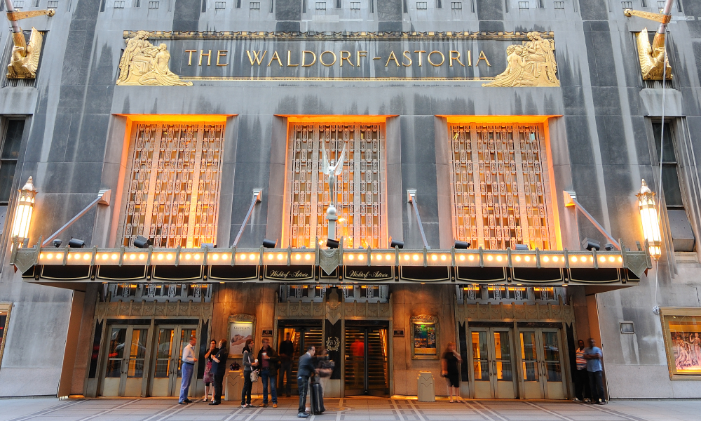 Federal Court of Appeal upholds Hilton's right to use the Waldorf Astoria trademark in Canada