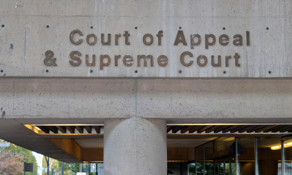 B.C. appeal court clarifies difference between omission and misrepresentation on an insurance form