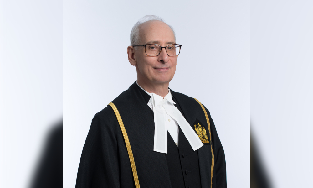 Justice Luc Martineau is new chair of Copyright Board of Canada