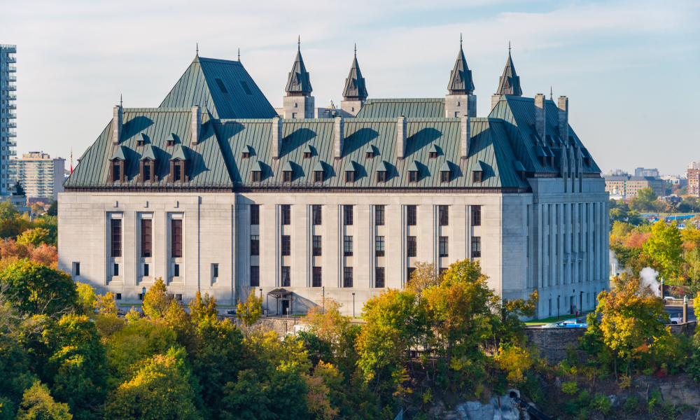 Lawyers discuss sealing orders after SCC hears arguments of Sherman estates case