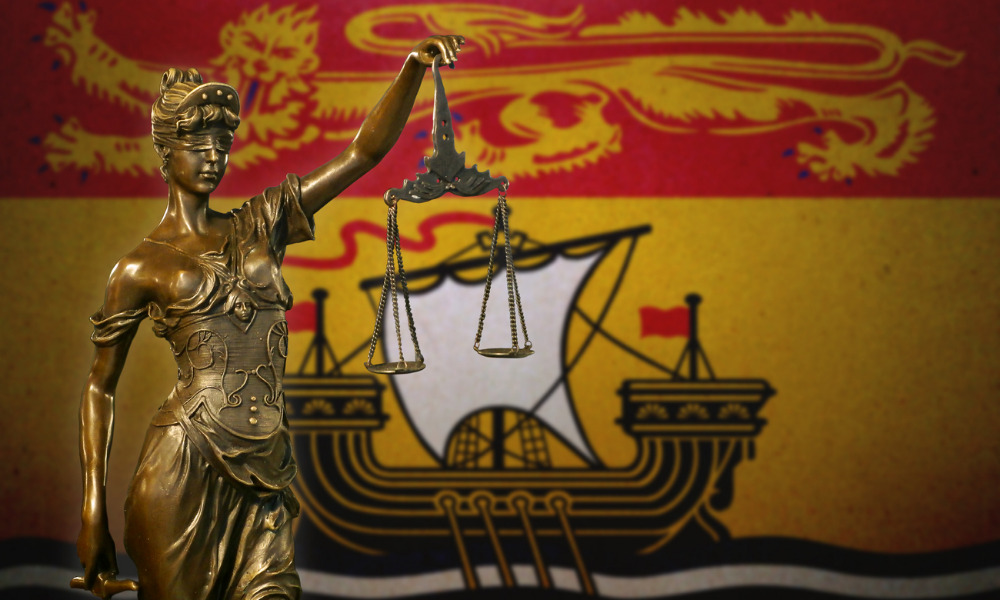 Boudreau-Dumas and Gregory appointed judges in N.B., Baldwin and Haaf appointed judges in Sask.