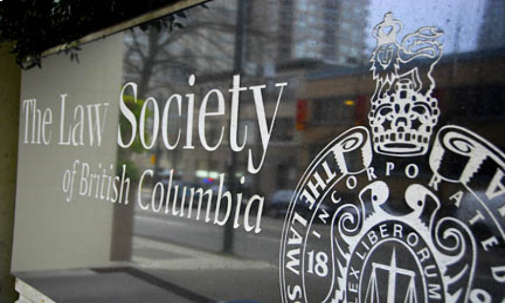 B.C. Law Society obtains written commitments, consent orders against unauthorized practitioners