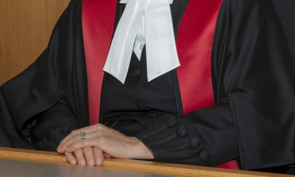 B.C. law society suspends two sole practitioners for professional misconduct