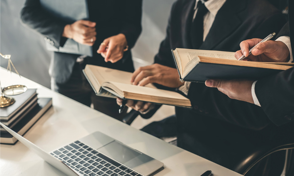 Roundup of law firm hires, promotions, departures: Jan. 18, 2021 update