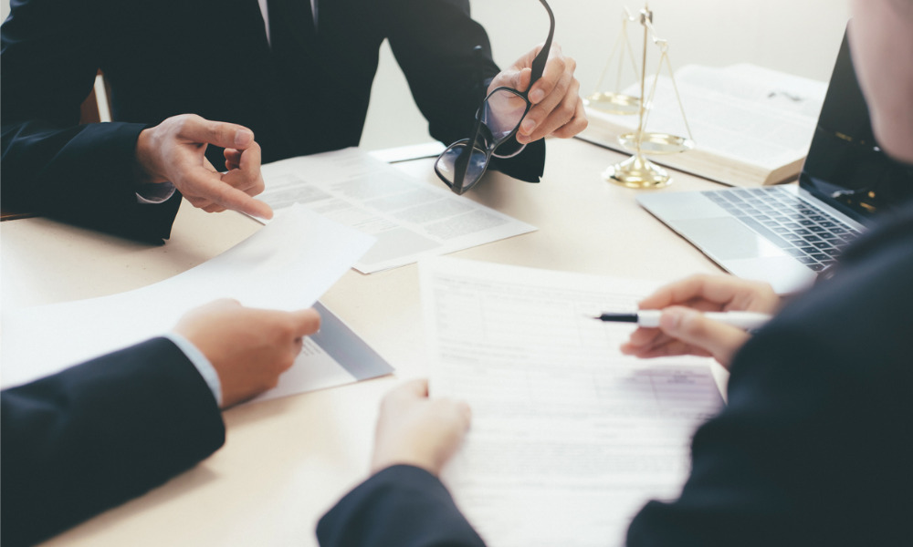 Why busy lawyers need legal document examples
