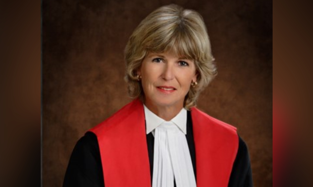 Alberta QB justice with niche in commercial and insolvency law retires