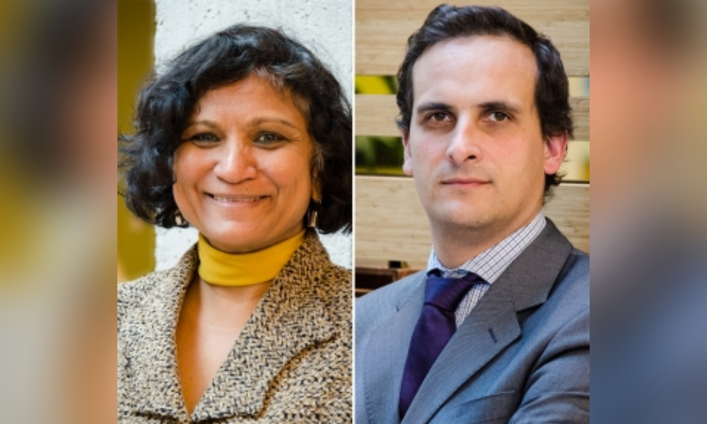 McGill law school appoints co-directors of human rights centre