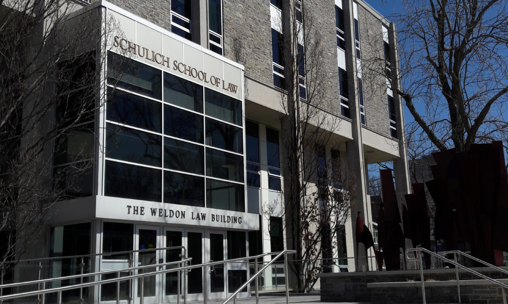 Aboriginal and Indigenous law certificate to advance Schulich Law's decolonization efforts