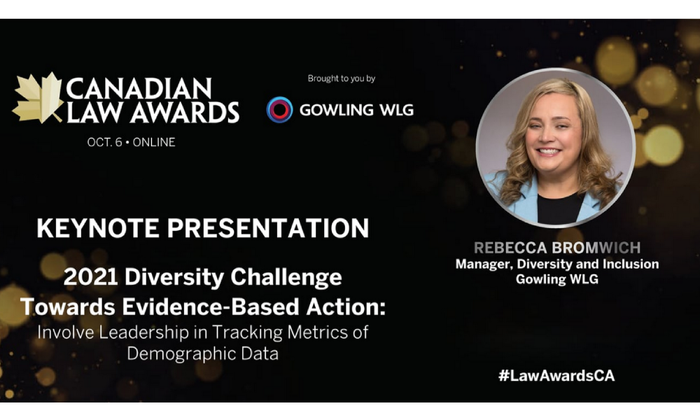 WATCH: 2021 Diversity Challenge - Towards Evidence-Based Action