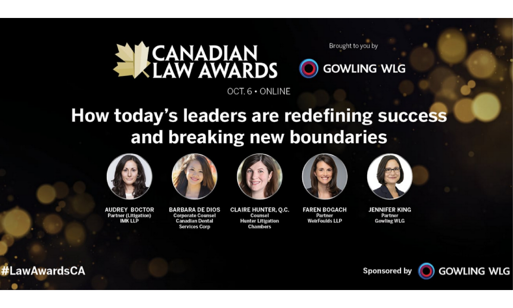 WATCH: How today's leaders are redefining success and breaking new boundaries