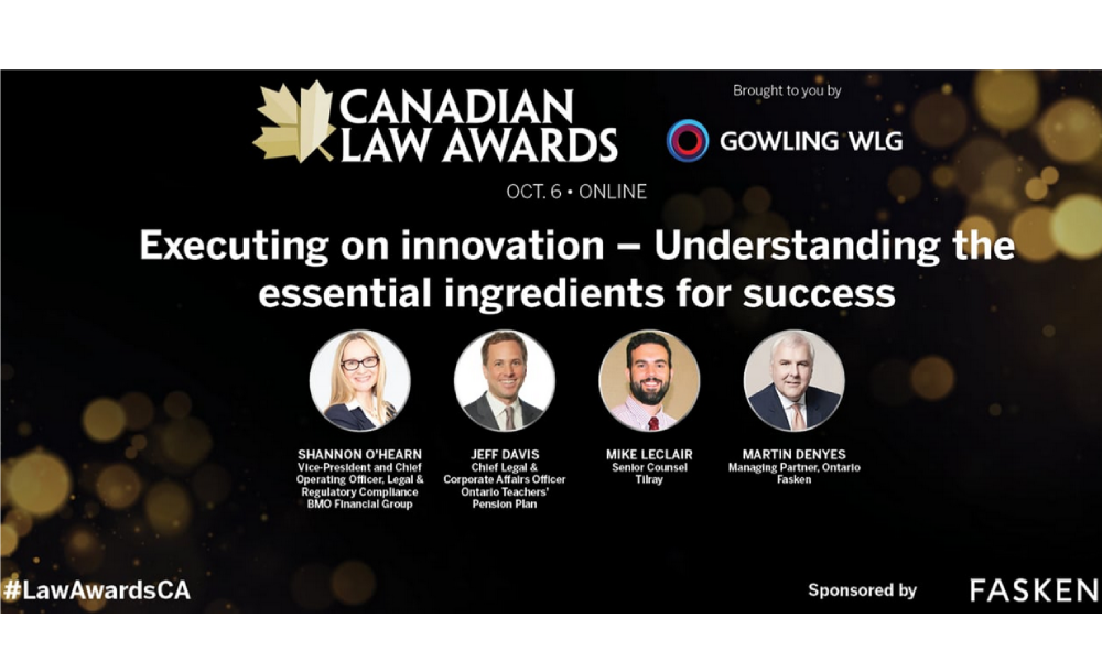 WATCH: Executing on innovation – Understanding the essential ingredients for success