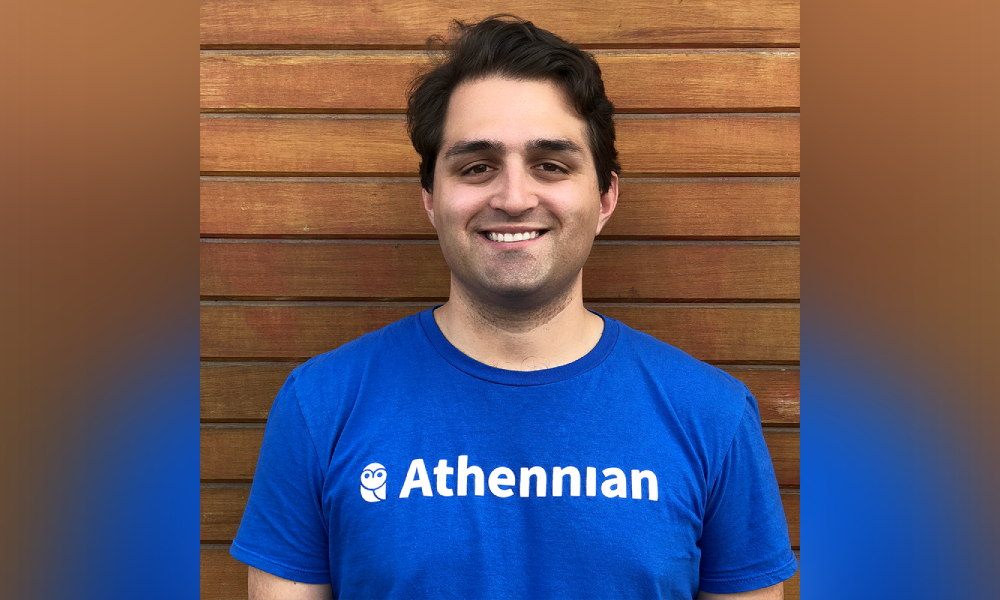 COVID's rush to digitize partly behind Athennian's new funding round: CEO