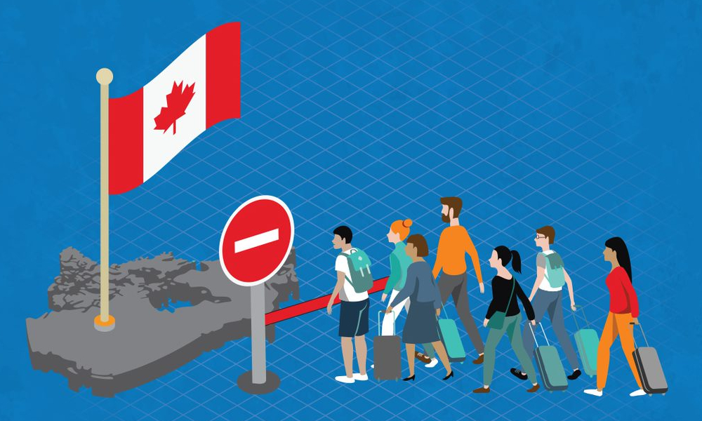 The path to Canadian immigration has gotten a bit bumpy with COVID-19