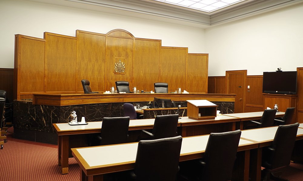 COVID-19 and the courts: Apr. 12, 2021 update