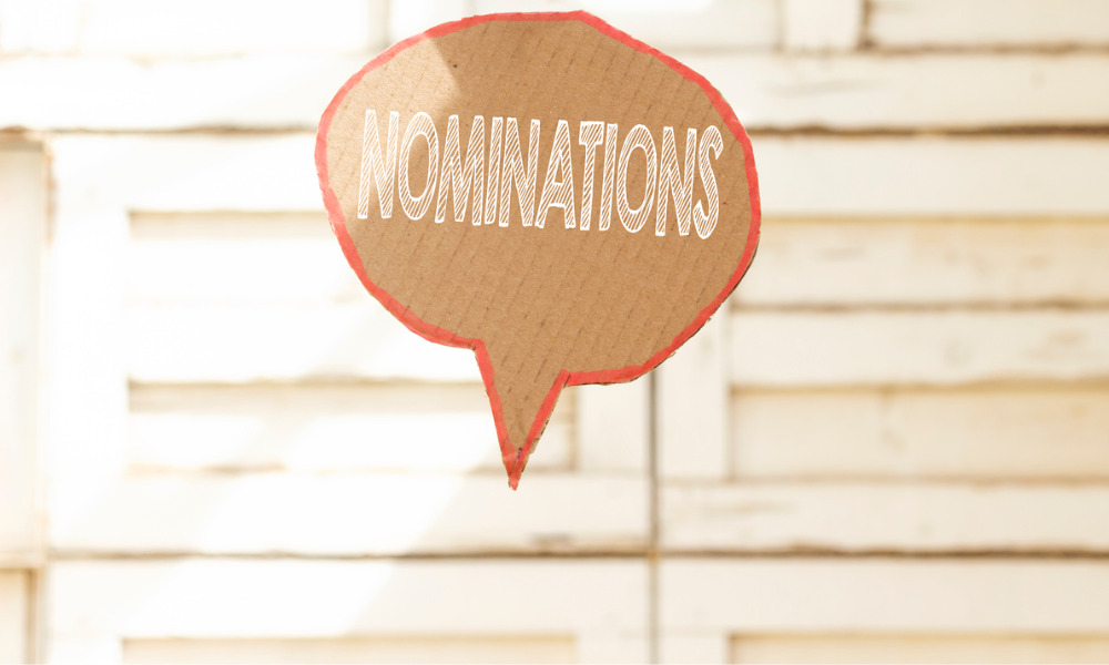 Last call for nominations: Top 25 Most Influential Lawyers of 2021