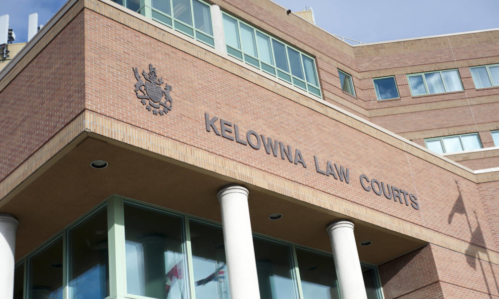 New integrated court in Kelowna, B.C. aims to reduce recidivism