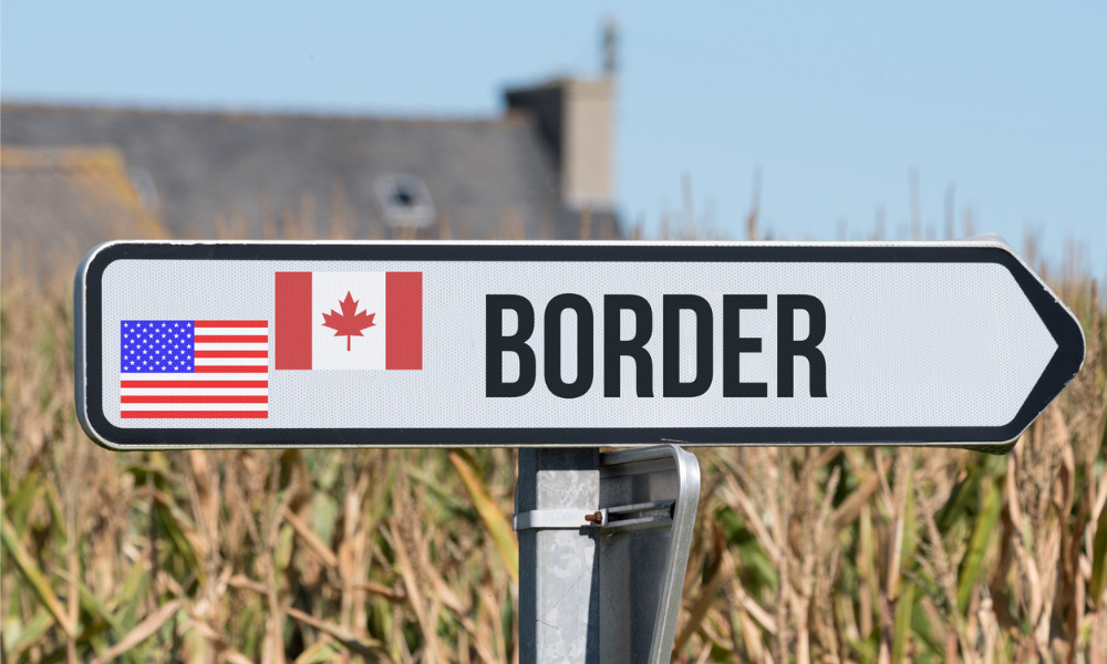 Refugee lawyers file legal challenge assailing Canada's border restrictions