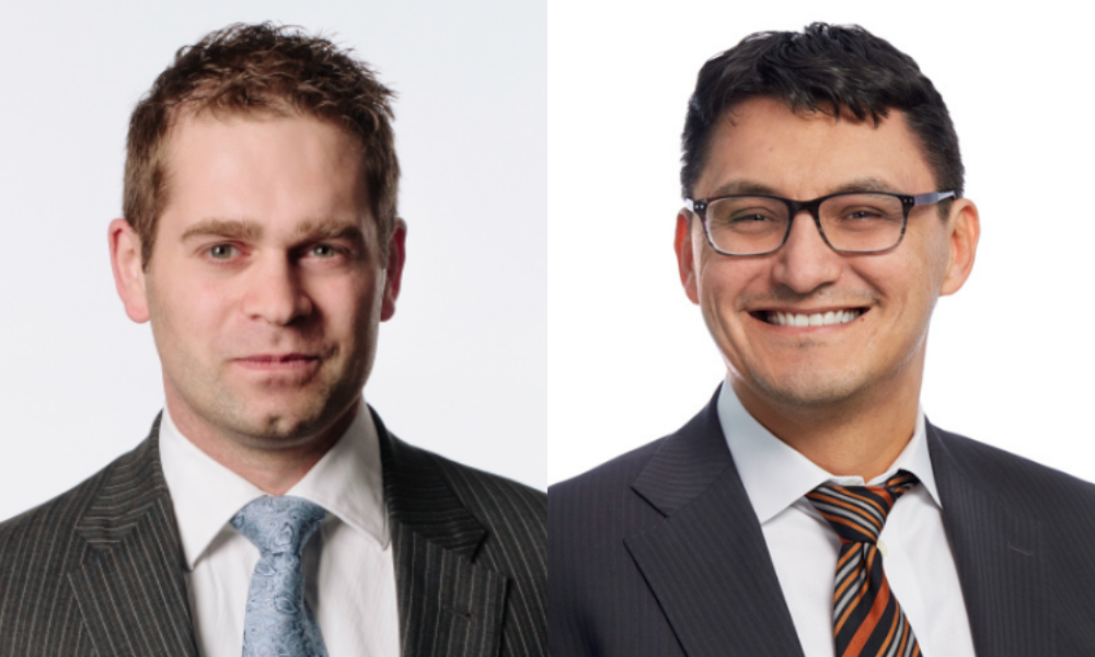 New President, Vice-President of Law Society of Manitoba see access to justice among key goals