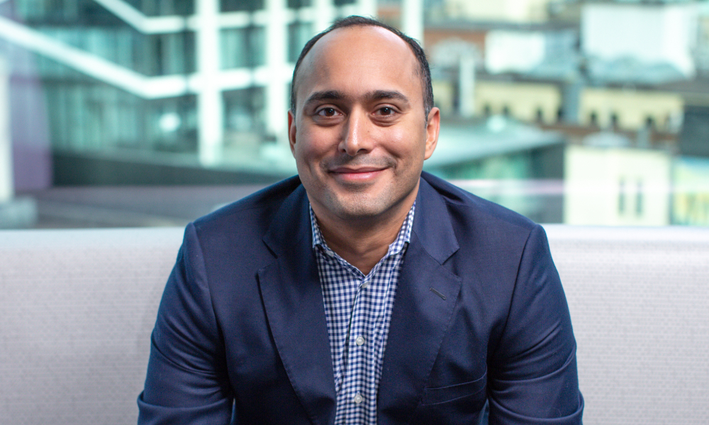 League's general counsel, Muneeb Yusuf, on the impact of mentorship